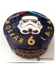 TORT STAR WARS DARTH VADER