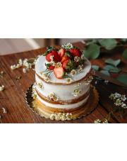 Tort rustykalny na wesele – poznaj ciekawe inspiracje!